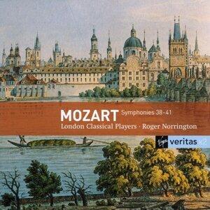 Mozart - Symphonies Nos. 38-41