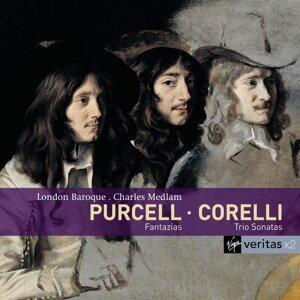 Corelli & Purcell: Trios, Sonatas & Fantasias