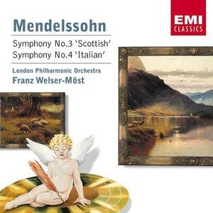 Mendelssohn - Symphonies