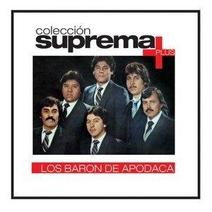 Coleccion Suprema Plus- Los Baron De Apodaca