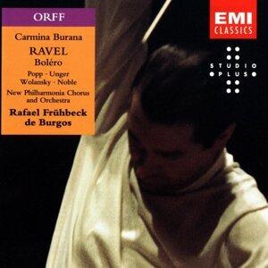 Orff: Carmina Burana/Ravel: Boléro