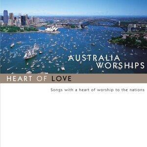 Australia Worships: Heart Of Love