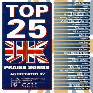 Top 25 UK Praise Songs