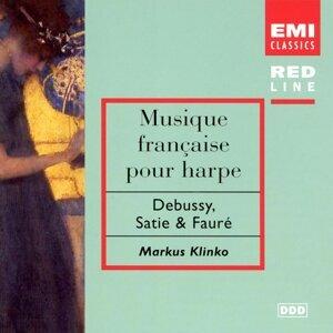 Musique Francaise Pour Harpe