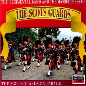 The Scots Guards On Parade