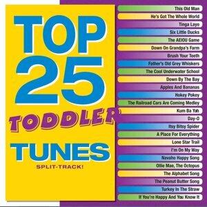 Top 25 Toddler Tunes - Split Track