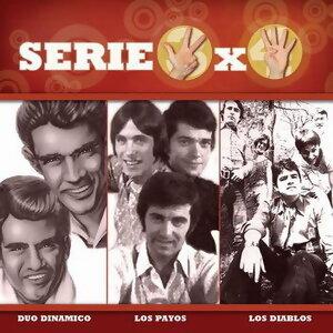 Serie 3x4 (Duo Dinamico, Los Payos, Los Diablos)