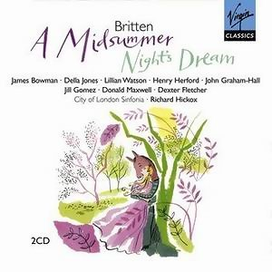 Britten - A Midsummer Night's Dream
