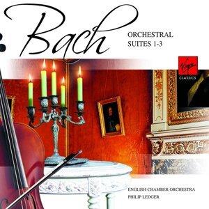 Bach: Orchestral Suites Nos 1-3