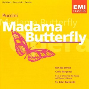 Puccini Madama Butterfly - Highlights