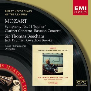 Mozart: Symphony 41/Wind Concertos