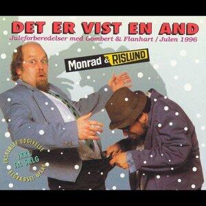 Det Er Vist En And (Juleforberedelser Med Gombert & Flanhart/Julen 1996)