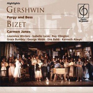 Gershwin: Porgy & Bess; Bizet-Hammerstein: Carmen Jones