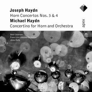 Haydn, Joseph & Michael : Horn Concertos - -  Apex