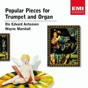 Popular pieces for Trumpet and Organ