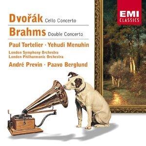 Dvorák: Cello Concerto - Brahms: Double Concerto