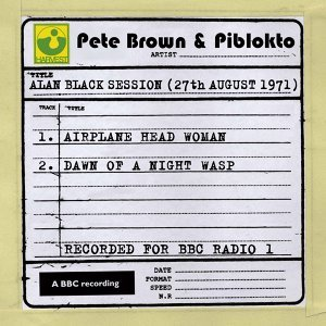 Alan Black Session (27th August 1971)