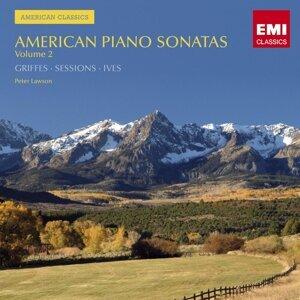 American Classics: Piano Sonatas Vol.2