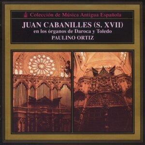 Coleccion De Musica Antigua Espanola/J. Cabanilles