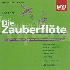 Mozart Die Zauberflöte - Highlights