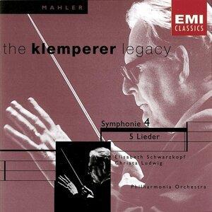 Mahler - Symphony No. 4/Lieder