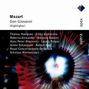 Mozart : Don Giovanni [Highlights] - -  Apex
