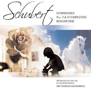 Schubert : Symphonies Nos. 5 & 8