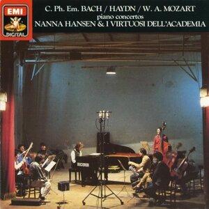 C.Ph.E. Bach / Haydn / W.A. Mozart: Piano Concertos