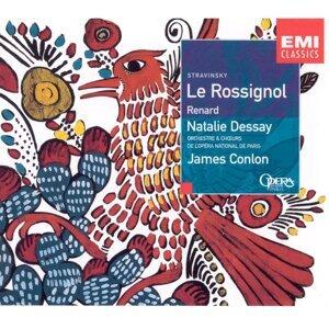 Stravinsky: Le Rossignol; Renard