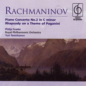 Rachmaninov Piano Concerto No. 2 in C minor, Paganini Rhpasody