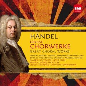 Händel: Große Chorwerke / Great Choral Works