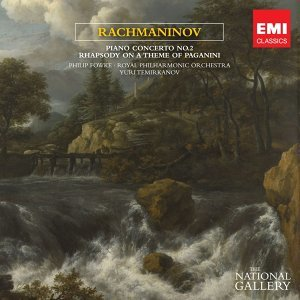 Rachmaninov Piano Concerto No. 2 in C Minor, Paganini Rhapsody (The National Gallery Collection) - The National Gallery Collection