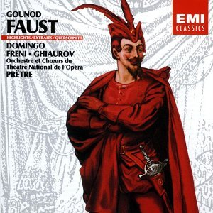 Gounod: Faust - highlights