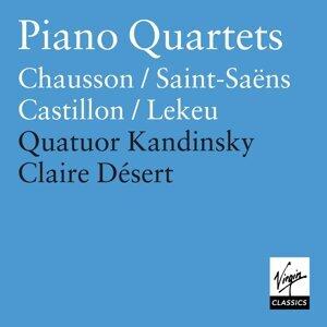 Kandinsky Quartet: Piano Quartets