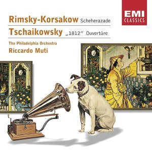 Rimsky-Korsakow: Scheherazade - Tschaikowsky: '1812' Ouvertüre