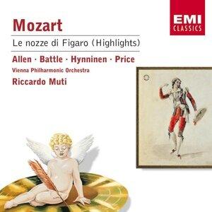 Mozart - Le nozze di Figaro (highlights)