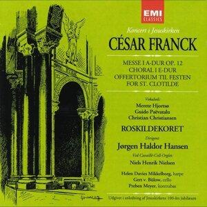 César Franck: Messe i A-dur Op. 12 - Choral i E-dur - Offertorium