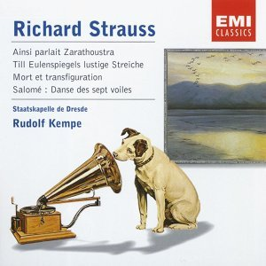 Richard Strauss:Also sprach Zarathustra etc