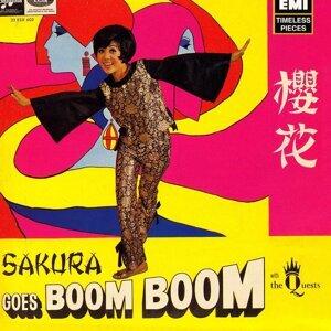 Sakura Goes Boom Boom