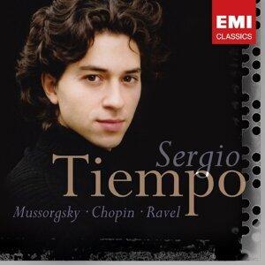 Martha Argerich presents...Sergio Tiempo
