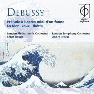 Debussy: Prélude à l'après-midi d'un faune etc