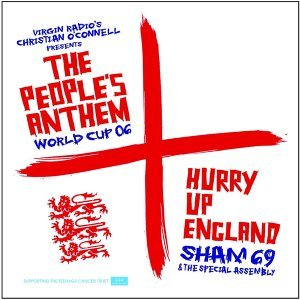 Hurry Up England - The People's Anthem