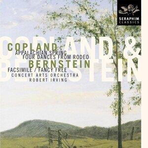 Copland & Bernstein: American Ballet