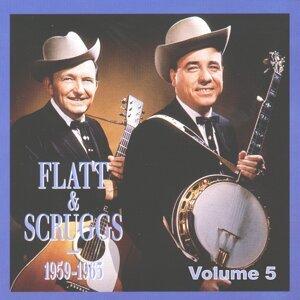 Lester Flatt & Earl Scruggs 1959-1963 Vol.5