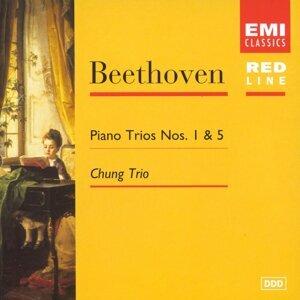 Piano Trios Nos. 1 & 5
