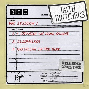 BBC Radio 1 Session, 27th February 1985