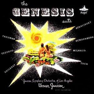 The Genesis Suite - Nathaniel Shilkret