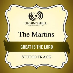 Great Is the Lord (Studio Track)