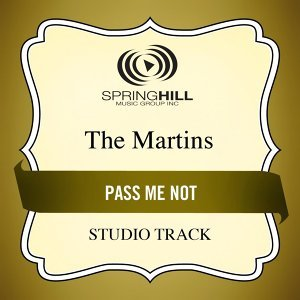 Pass Me Not (Studio Track)
