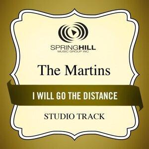I Will Go the Distance (Studio Track)